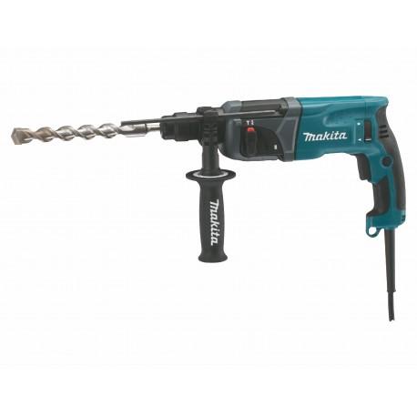 Martillo Rotativo SDS-PLUS 24 mm 780 W Makita HR2460