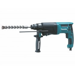 Martillo Rotativo SDS-PLUS 26 mm 800 W Makita HR2600
