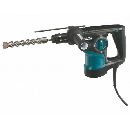 Martillo Rotativo SDS-PLUS 28 mm 800 W Makita HR2810