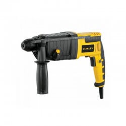 Rotomartillo SDS Plus 2KG 720 Watts 22mm Stanley SHR263K
