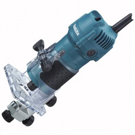 "Recortadora 1/4"" (6 mm) 530 W 30000 rpm Makita 3709"