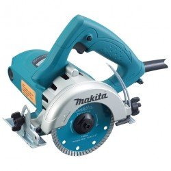 "Cortadora 43/8"" (110 mm) 1400 W corte 45º / incluye disco diamantado Makita 4100NH2X"