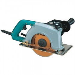 "Cortadora 71/8"" (180 mm) 1400 W corte 45º / incluye disco diamantado Makita 4107R"