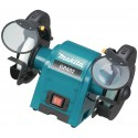 "Esmeril de Banco 6"" (150 mm) 250 W 2850 rpm 9,2 kg Eje 12,7 mm (1/2"") Makita GB602"