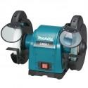"Esmeril de Banco 8"" (205 mm) 550 W 2850 rpm 19,8 kg Eje 15,88 mm (5/8"") Makita GB801"
