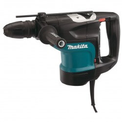 Martillo Rotativo SDS-MAX 45 mm 1350 W 8,2 kg Makita HR4501C