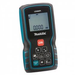 Medidor de Distancia Laser 0,05m - 80m con sensor inclinacion Makita LD080PI