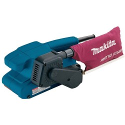 "Lijadora de Banda 3"" x 18"" (76 x 457 mm) 650 W - Velocidad Variable Makita 9911"