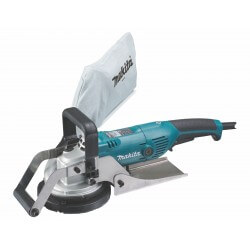 "Cepilladora Angular Concreto 5"" (125mm) 1400 W Makita PC5001C"