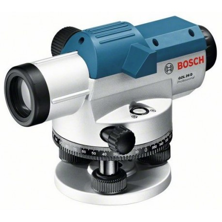 Niveles Opticos Bosch GOL 26 D