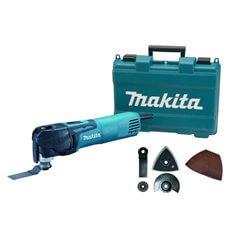 Multiherramienta 320W - Vel Variable c/ maleta (cambio los Acc sin herramientas) Makita TM3010CX5