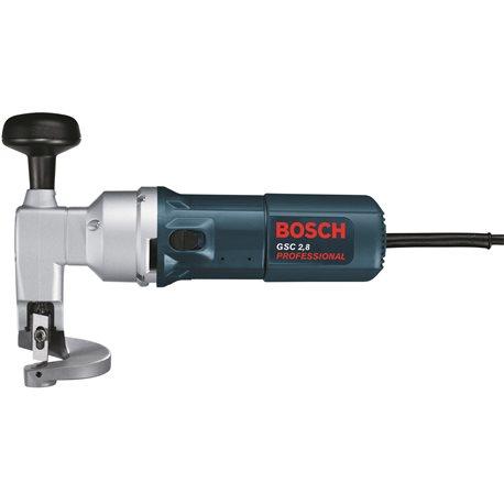 Bosch Cizalla 500W. 2.400 c.p.m. 2,7 kg Cod GSC 2,8