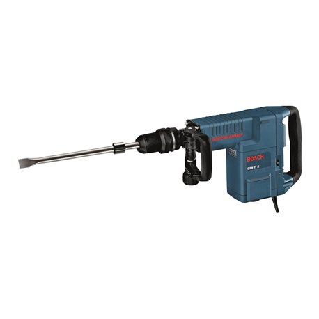 Bosch Martillo Demoledor 1.500W. 16,8 J. 1.890 g.p.m. 10,1 kg Cod GSH 11 E