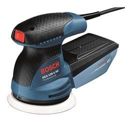 Lijadora excentrica 125 mm Bosch GEX 125-1AE