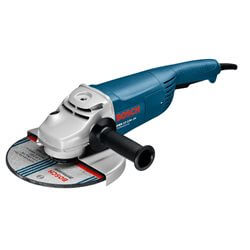 "Esmeril Angular 9"" 2000W Bosch GWS 20-230"