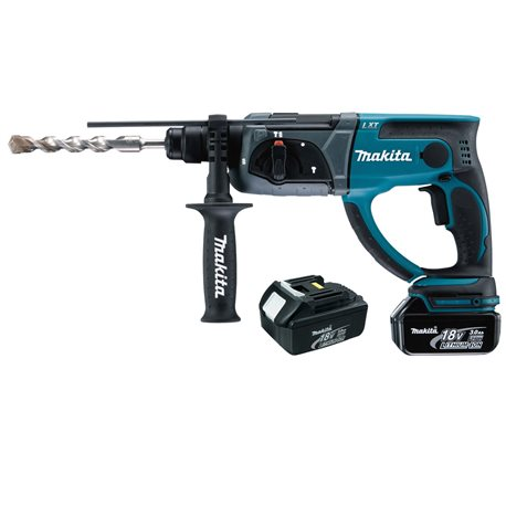 Makita Rotomartillo SDS-PLUS 20 mm 3 modos Cod DHR202RFE