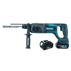 Rotomartillo SDS-PLUS 20 mm 3 modos - 3,5 kg Makita DHR241RFE