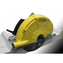 Sierra circular para metal 1800W 1700 rpm 8,4 kg Jepson 8320