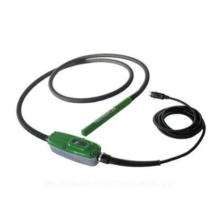 "Technoflex Vibrador electronico alta frecuencia ""Gold"" 60mm. 220V. 12.000 r.p.m. Cod EDF-60LT"