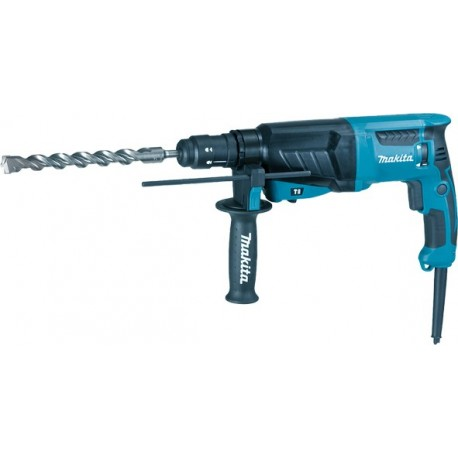 Makita Martillo Rotativo SDS-PLUS 26 mm. 800 W. Cod HR2630
