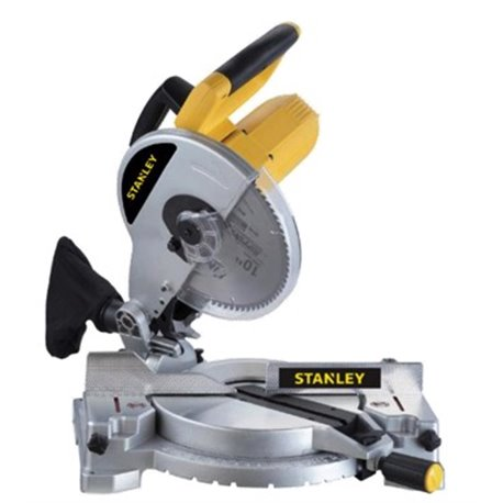 "Stanley Sierra Ingleteadora 10"" 1.500 Watts Cod STSM1525"