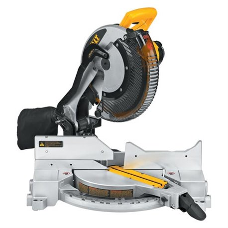 "DeWalt Sierra Ingleteadora 12"" 1.600W Cod DW715-B2"