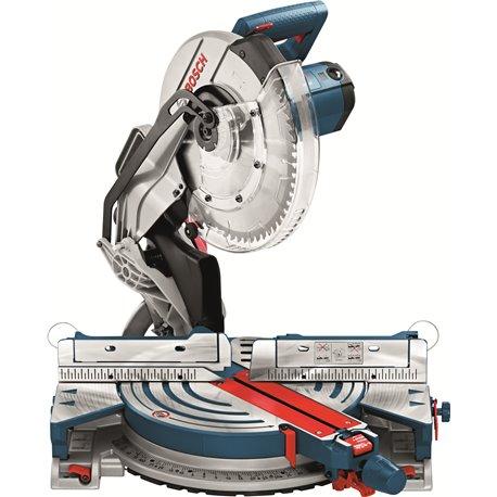 """Bosch Sierra Ingleteadora 12"""". 1.800W. Cod GCM 12X"""