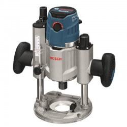 Fresadora Electrónica Constante 1600W 25000 rpm 5,8 kg Bosch GOF 1600 CE
