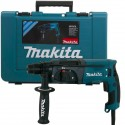 Martillo Rotativo SDS-PLUS 24 mm 780 W 0-1100 rpm 3 modos 2,6 kg Makita HR2470