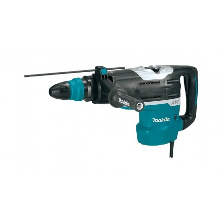 Martillo Rotativo SDS-MAX 52 mm 1510 W 11,8 kg AVT + Soft No load Makita HR5212C