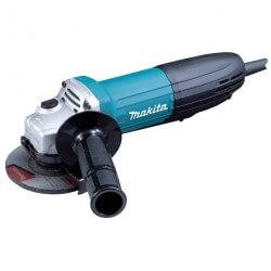 "Esmeril Angular 4-1/2"" (115 mm) 720 W 11000 rpm 1,9 kg (Interruptor tipo largo) Makita GA4534"