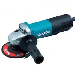 "Esmeril Angular 4 1/2"" (115 mm) 840 W 11000 rpm 2,1 kg (Interruptor tipo largo) Makita 9557HPG"