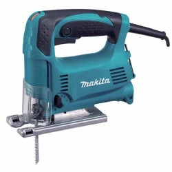 Sierra Caladora 450 W - Vel Variable, Capacidad Max Corte 65 mm - movimiento pendular Makita 4329