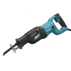 Sierra Sable 1510 W - Vel Variable, Capacidad máxima corte 130 mm AVT Makita JR3070CT