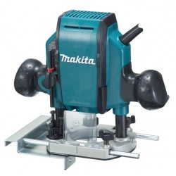 "Rebajadora 3/8"" (8 mm) 900 W 27000 rpm (c/fresa D-01286) Makita RP0900X3"