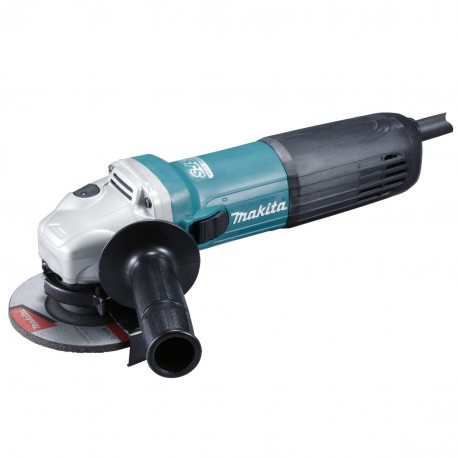 "Esmeril Angular 4 1/2"" (115 mm) 1100 W Makita GA4540R"