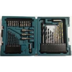 Maleta de Accesorios de combinación línea Maccess 34 piezas Makita D-36996