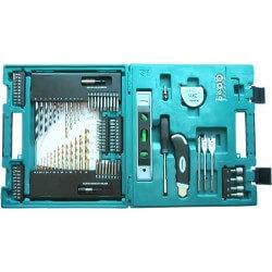 Maleta de Accesorios de combinación Línea Maccess 104 piezas Makita D-37150