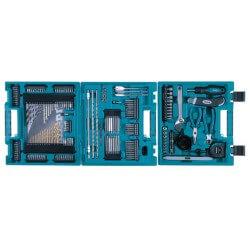 Maleta de Accesorios de combinación Línea Maccess 200 piezas Makita D-37203