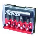 Juego de Puntas para Atornillar con Soporte Magnetico 12 piezas Makita D-31619-12