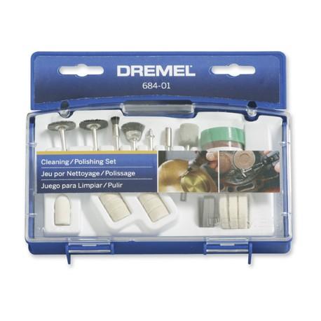 Kit 20 acc para limpiar y pulir Dremel 684
