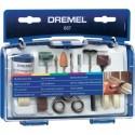 Kit 52 acc accesorios multiuso Dremel 687