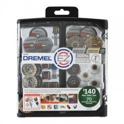 Mega kit ez-lock 70 acc Dremel E725