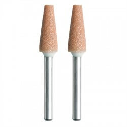 "Piedra oxido aluminio 64mm, 1/4"" Dremel 953"