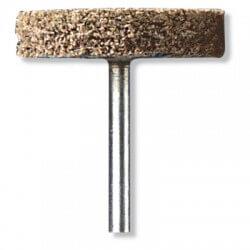 """Rueda abrasiva 25,4 mm, 1"""" Dremel 500"""
