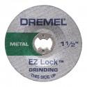Disco de desbaste ez lock 38 mm Dremel EZ541GR