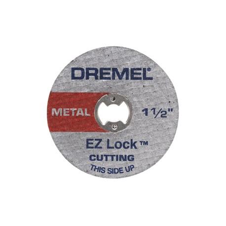 """Disco corte para metal ez lock 1-1/2"""" Dremel EZ456"""