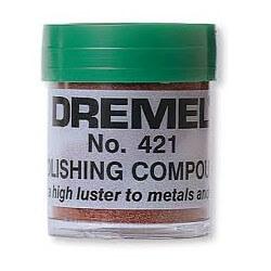 Compuesto para pulido Dremel 421