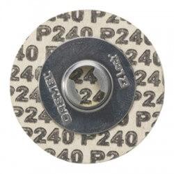 Discos de lija G240 EZLOCK Dremel EZ413SA