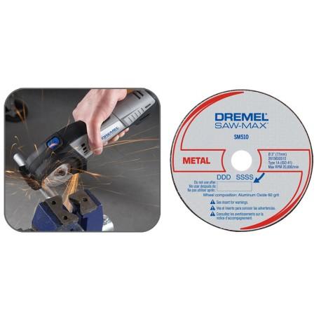 Disco de metal Dremel SM510